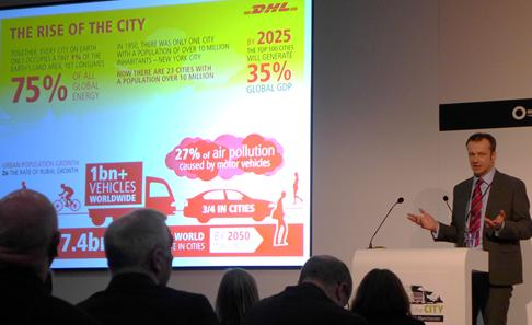 2016 news mar freight in the city ian cooper dhl