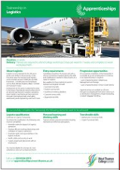 Traineeship in Logistics1