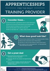 Finding the right training provider