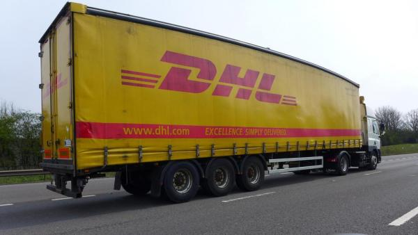 DHL revenue in Express up 13%, group revenue up 7%