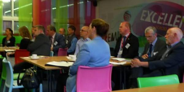 Oct 7th East Midlands Chamber Transport & Logistics forum, D2N2