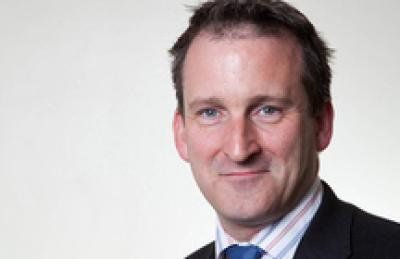 Minister for Employment, Damian Hinds MP