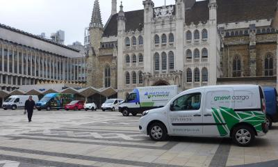 'Clean air saves lives.' LoCity 2016 annual conference Guildhall City of London