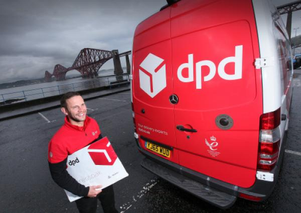 DPD named as one of The Sunday Times' top 25 Best Big Companies to Work For.