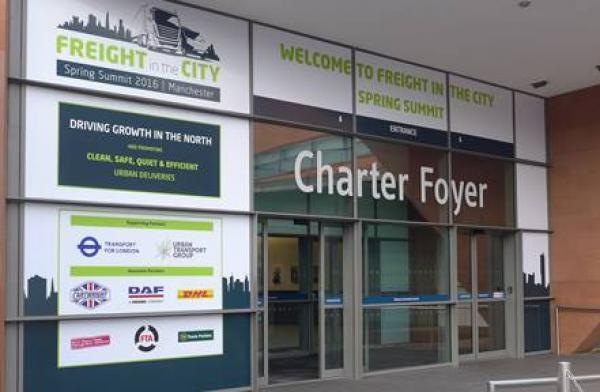 Freight in the City, Manchester - venue for the National Spring Summit
