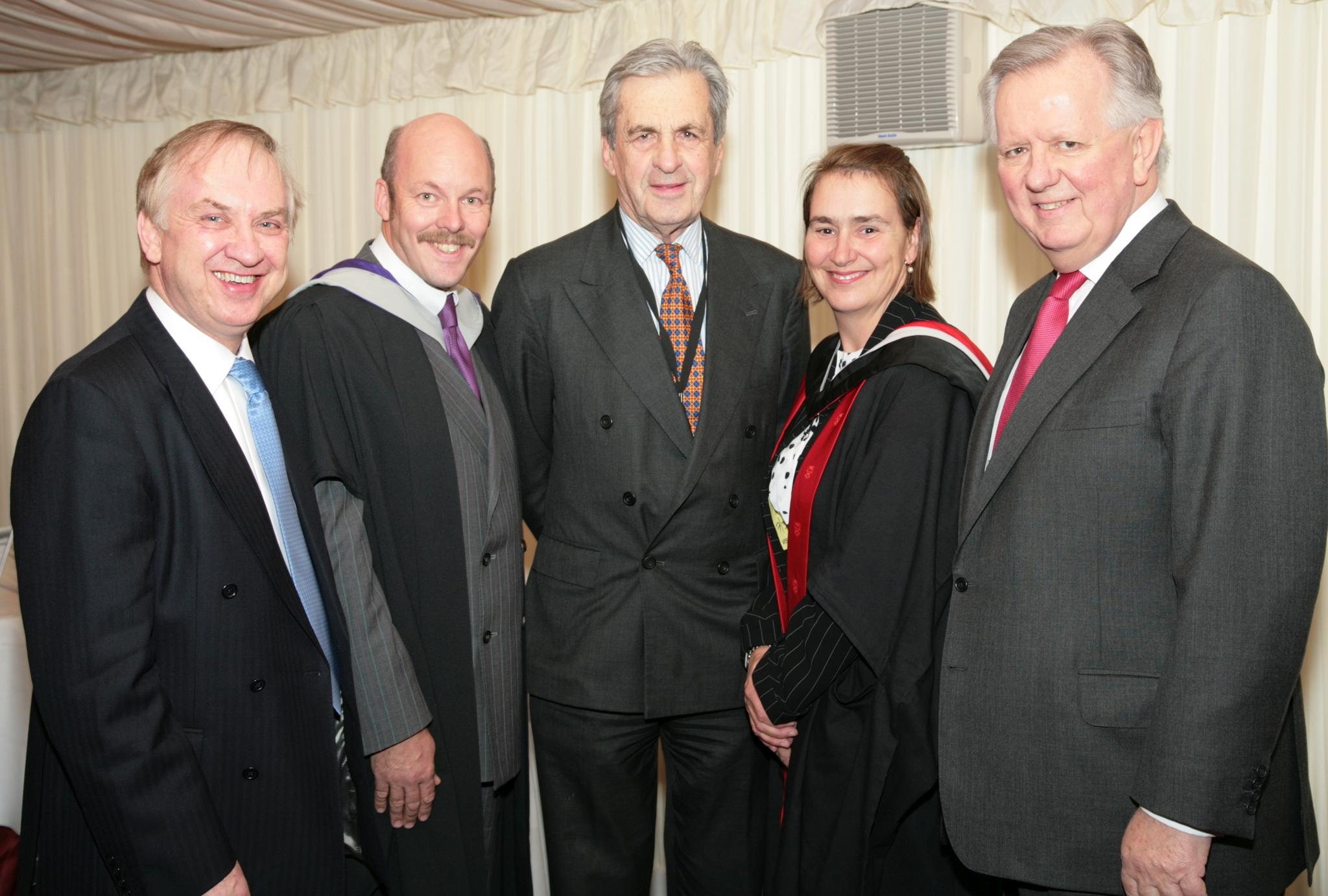 IoC President, Vice-Presidents, Chairman and Secretary