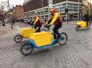 dhl cargo bikes