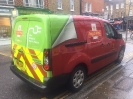 royalmail ev red green