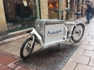 novea cargo cycle