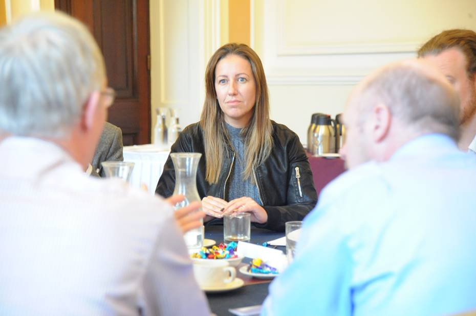 2016 news oct heads of industry sarah bell derby roundtable
