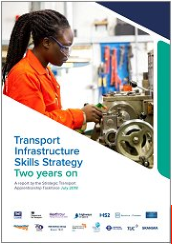 transport infrastructure skills strategy two years on summary