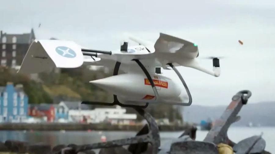 2020 news dec royal mail drone trial mull 02