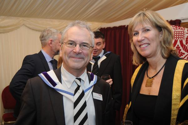 2016 fellows sir peter hendy liz barnes