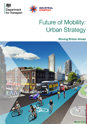 dft future of mobility strategy