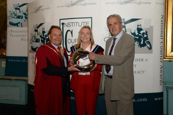 O'Donovan Waste receives the David Jamieson Corporate Safety Award