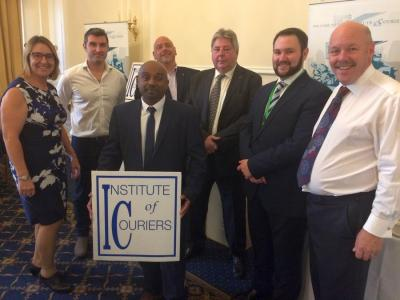 IOC Fellows' heads of industry round table at the IoD