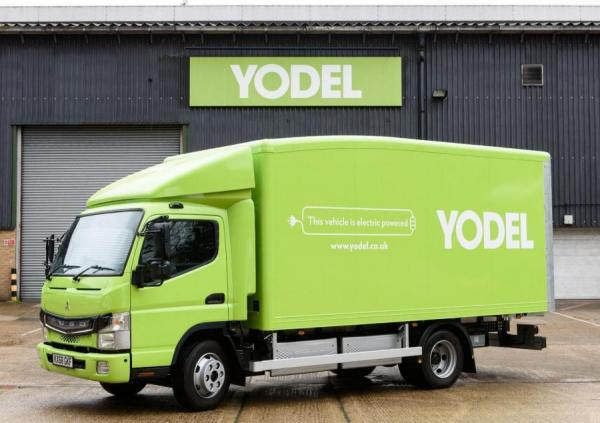 Yodel teams up with Arrow Cars to strengthen carrier operation