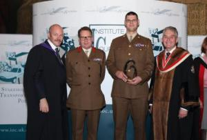 Winners summaries 2014 - Military Distinction