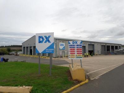 DX's new Oxford depot