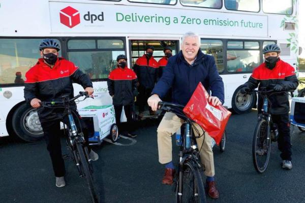 DPD on the bus for clean air in Ireland