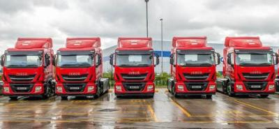 Royal Mail adds 29 gas-powered trucks to fleet