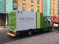 Waitrose team up with Deliveroo - 12-week trial starts 01 Sep 2020