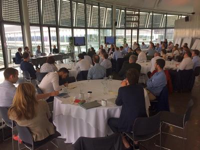 Full house at the GLA event at City Hall