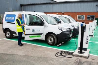 Kangoo small e-van under £20k after the plug-in grant