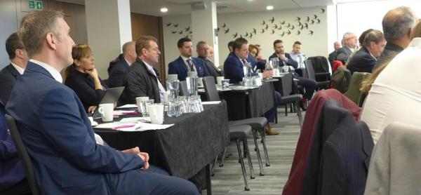 The 4th TfGM Freight Forum Manchester