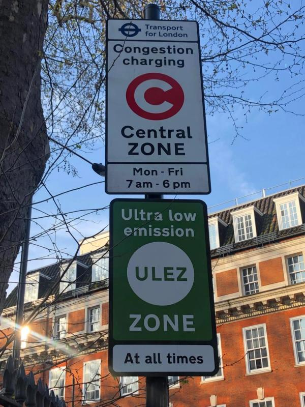World's first 24-hour Ultra Low Emission Zone lands in London
