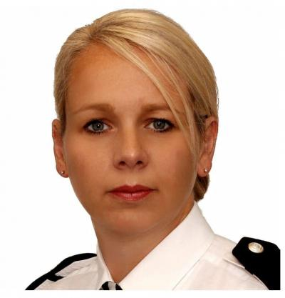 British Transport Police announce new boss Lucy D'Orsi