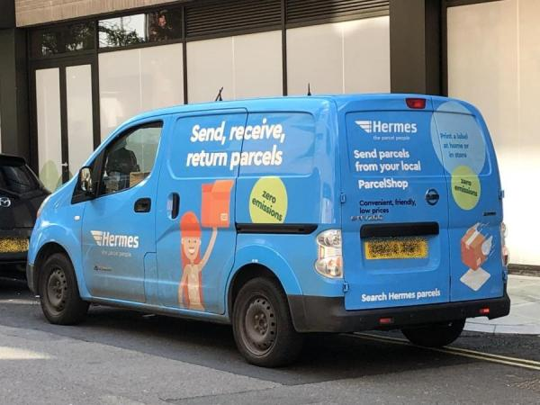 Hermes promise £1 million pound 'Coronavirus' fund to support self-employed couriers