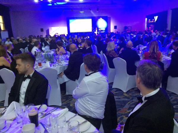 Microlise Transport Conference Awards