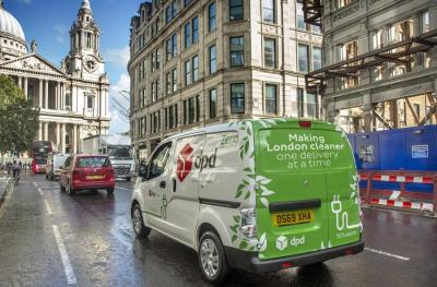 DPD to roll out air quality monitoring across 6 UK cities in Project BREATHE