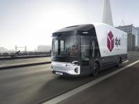 DPD hook up with Volta for full-EV large commercial delivery