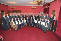New Fellows Gowning 2017