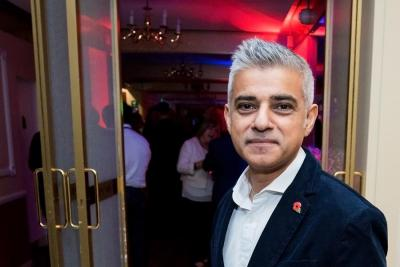 Sadiq Khan - Mayor of London 2018