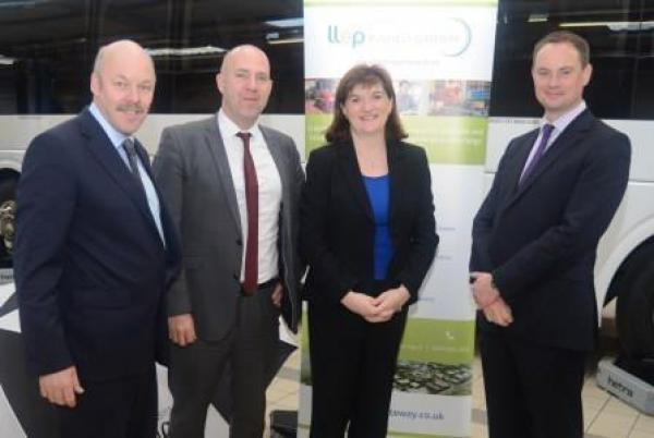 Sec. of State Nicky Morgan MP