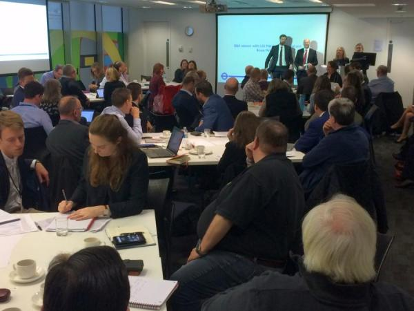 TfL full house for Freight sector event - 10 Dec 2018