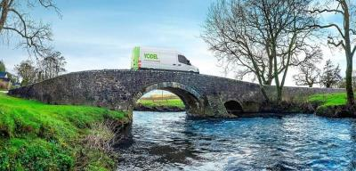 Yodel cuts emissions by 25% despite record growth