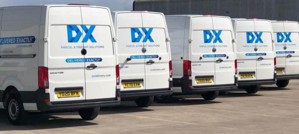 DX expands fleet to over 900 with 300 new vehicles