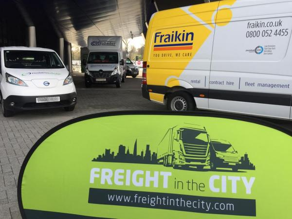 Freight in the City Expo 2017 -  Birmingham