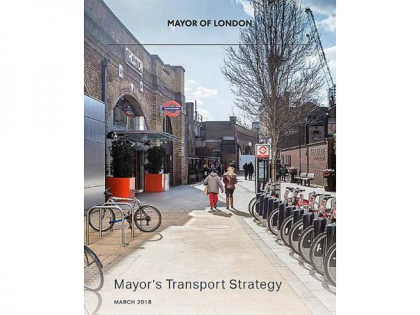 London Mayor's Transport policy - March 2018 - 163 pages