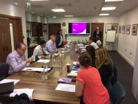 AELP National transport group June meeting City of London for Trailblazer talk